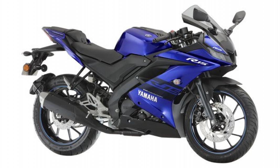 Yamaha R15 V3