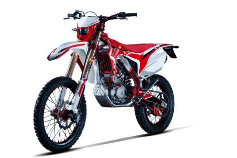 Crossfire RM250 TWIN