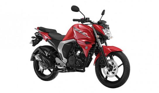 Yamaha FZ V2