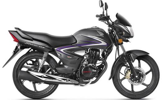 Honda CB Shine DSS