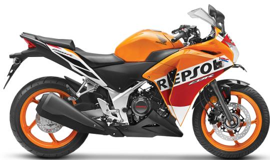 Honda CBR 250R Repsol STD